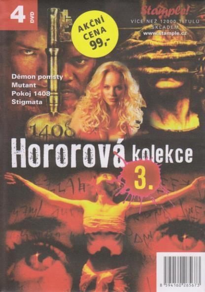 Kolekce hororová 3 - DVD