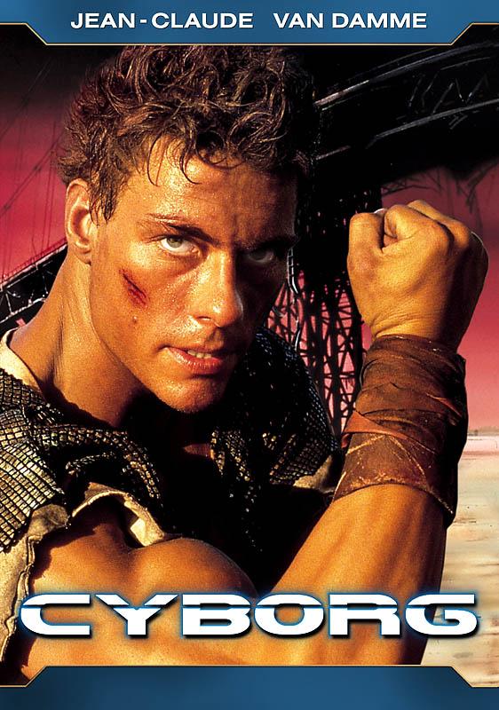 Cyborg - DVD pošetka