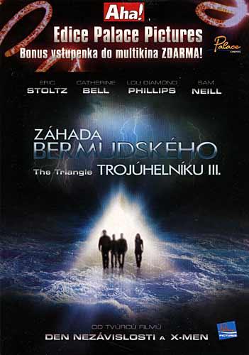 Záhada bermudského trojúhelníku II. - DVD