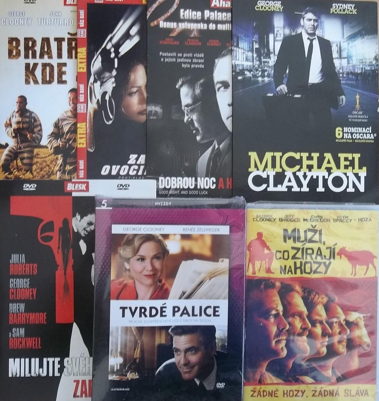 Kolekce George Clooney - 6 DVD