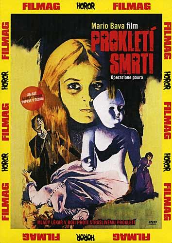 Prokletí smrti - DVD