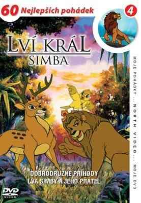 Lví král Simba - disk 4 - DVD