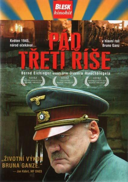Pád třetí říše - DVD