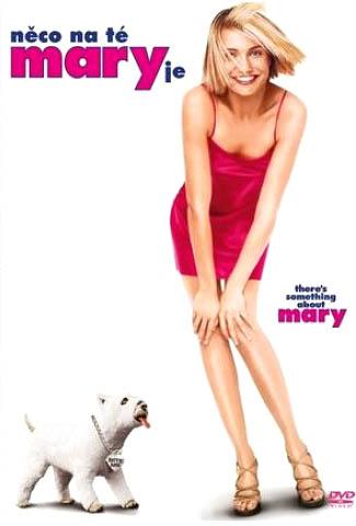 Něco na té Mary je - DVD