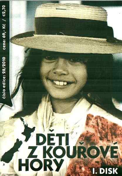 Děti z Kouřové hory 1.disk - DVD