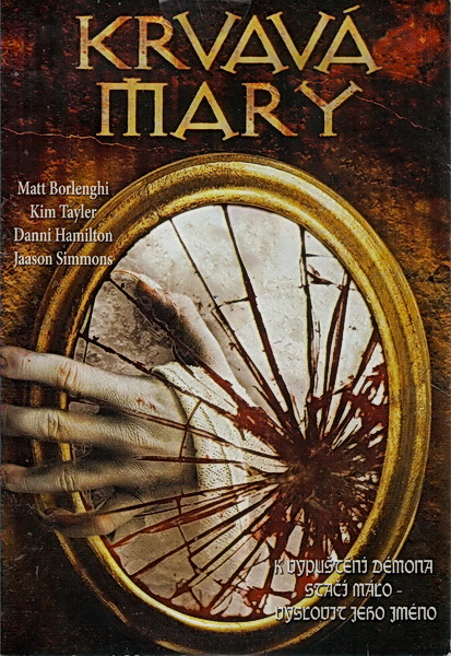 Krvavá Mary - DVD