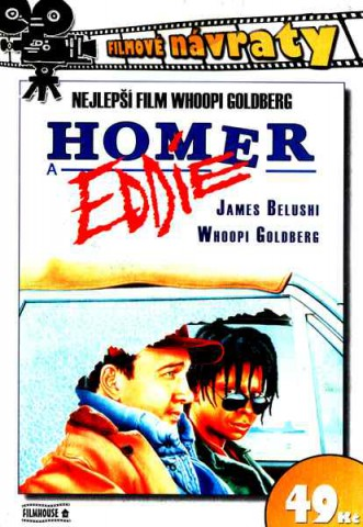 Homer a Eddie ( pošetka ) - DVD