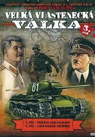 Velká vlastenecká válka 3.disk - pošetka DVD
