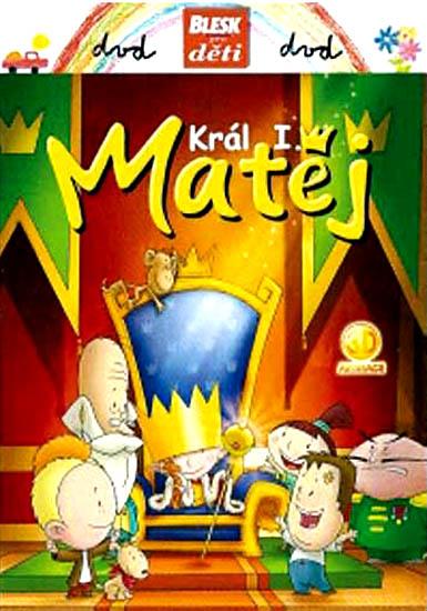 Král I. Matěj - DVD