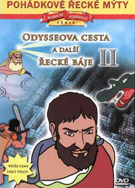 Odysseova cesta a další řecké báje II - DVD
