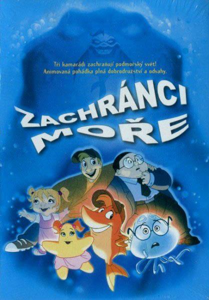 Zachránci moře ( pošetka ) - DVD