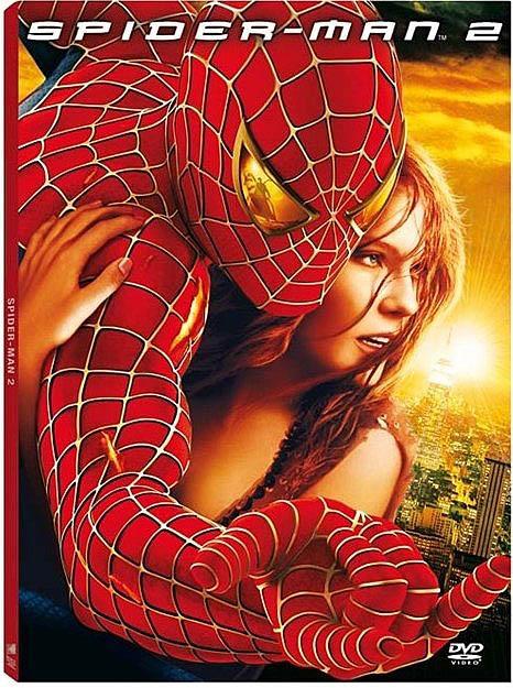 Spider-man 2 digipack - DVD