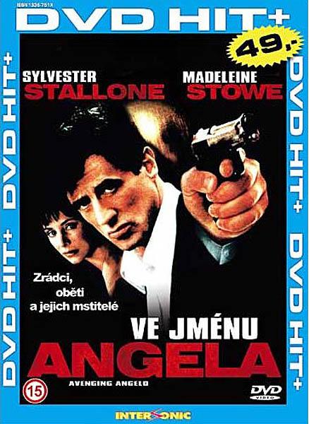 Ve jménu Angela - DVD