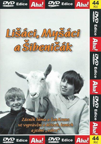 Lišáci, Myšáci a Šibeničák - DVD