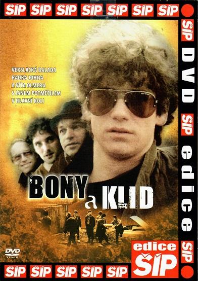 Bony a klid ( pošetka ) - DVD