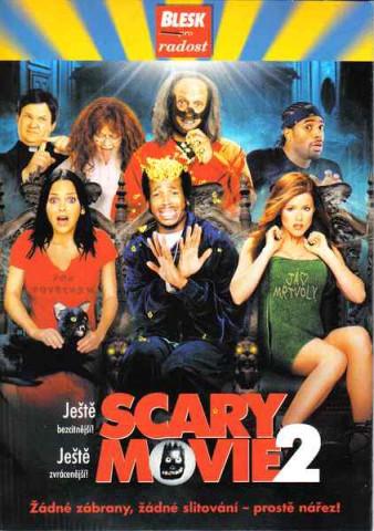 Scary movie 2 ( pošetka ) DVD