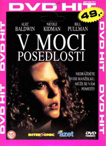 V moci posedlosti ( pošetka ) DVD