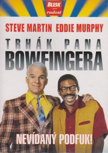 Trhák pana Bowfingera - DVD