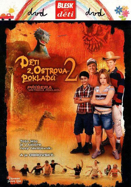 Děti z ostrova pokladů 2 - DVD