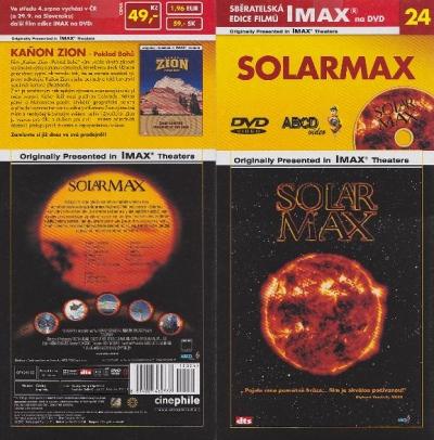 IMAX - 24 - Solarmax - DVD