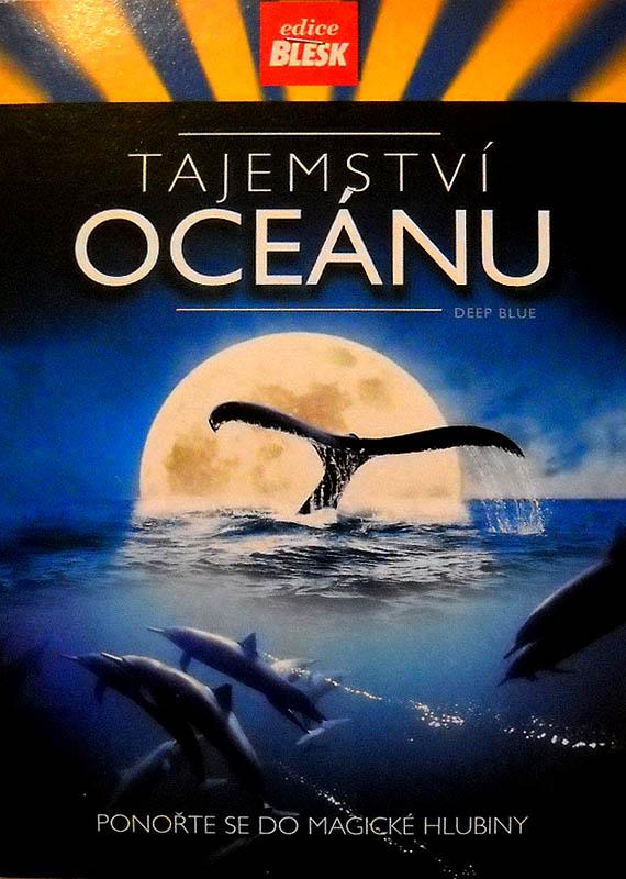Tajemství oceánů - DVD