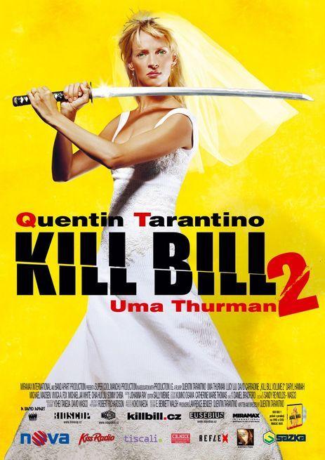Kill Bill 2 ( plast ) - DVD