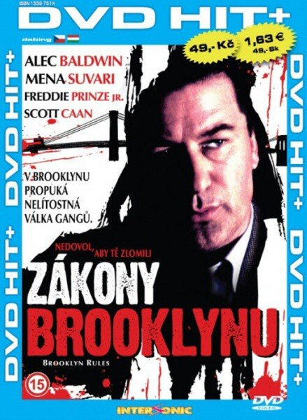 Zákony Brooklynu - DVD
