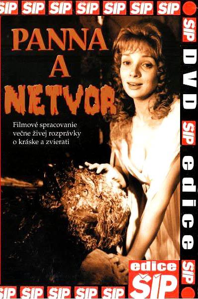 Panna a netvor - DVD