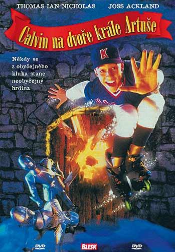 Calvin na dvoře krále Artuše - DVD