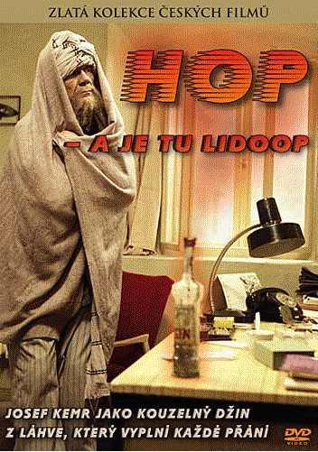 Hop a je tu lidoop - DVD