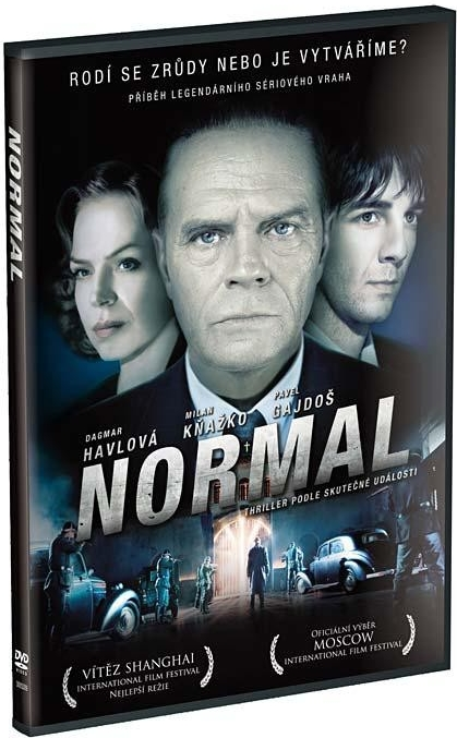 Normal - DVD digipack