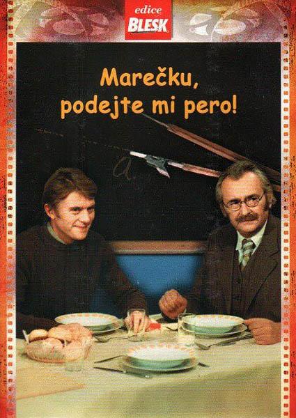 Marečku, podejte mi pero! - DVD