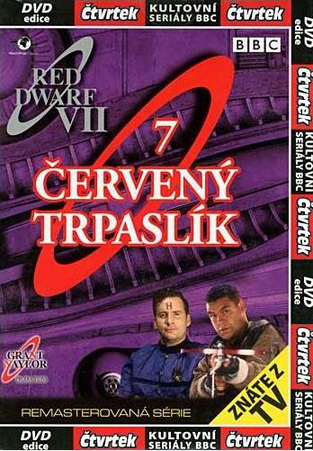 Červený trpaslík 7 - DVD