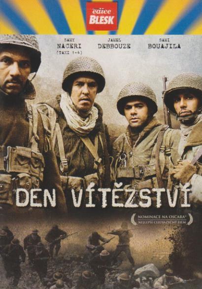 Den vítězství - DVD