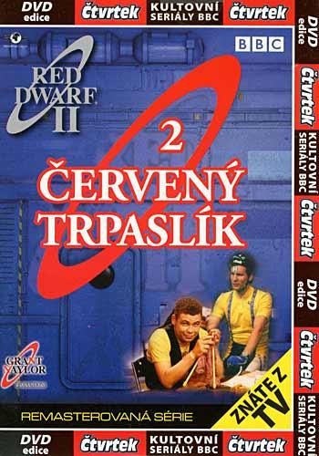 Červený trpaslík 2 - DVD