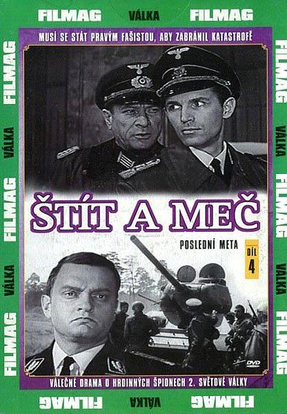 Štít a meč 4 ( pošetka ) DVD