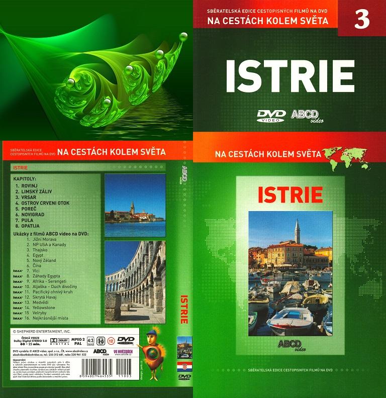 Na cestách kolem světa 3 - Istrie - DVD