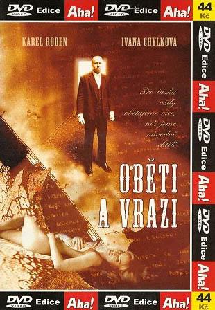 Oběti a vrazi - DVD