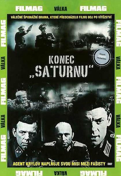 Konec Saturnu - DVD