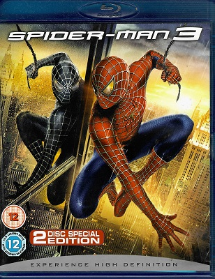 Spider-Man 3 ( blu-ray )
