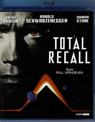 Total Recall ( blu-ray )