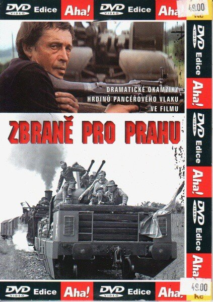 Zbraně pro Prahu - DVD