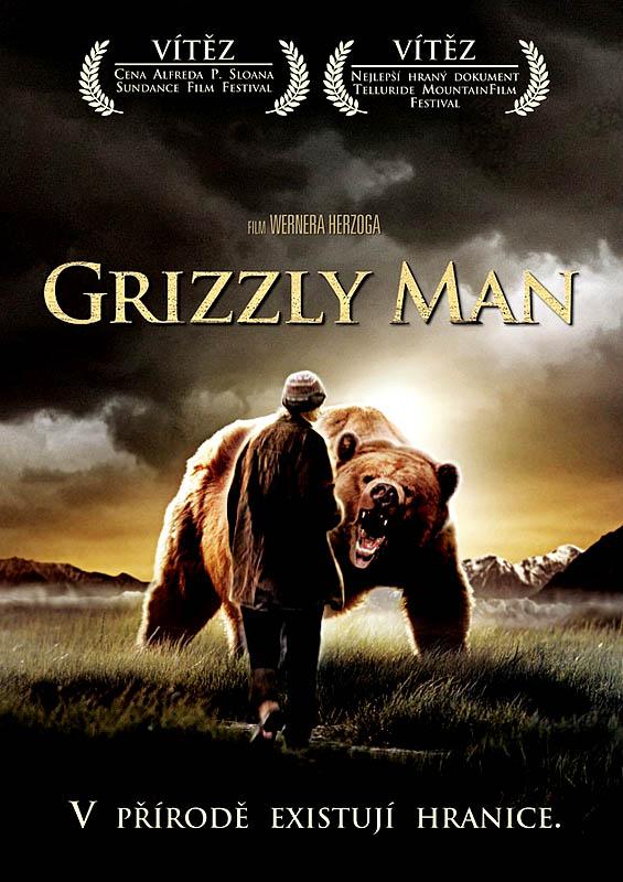 Grizzly Man ( pošetka ) - DVD