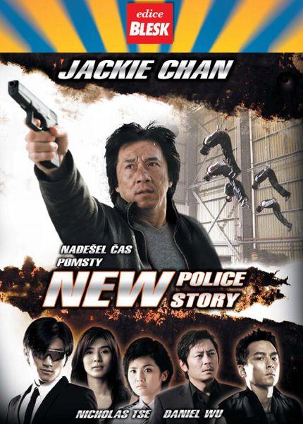 New Police Story - DVD
