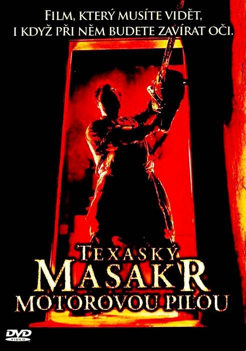 Texaský masakr motorovou pilou - DVD