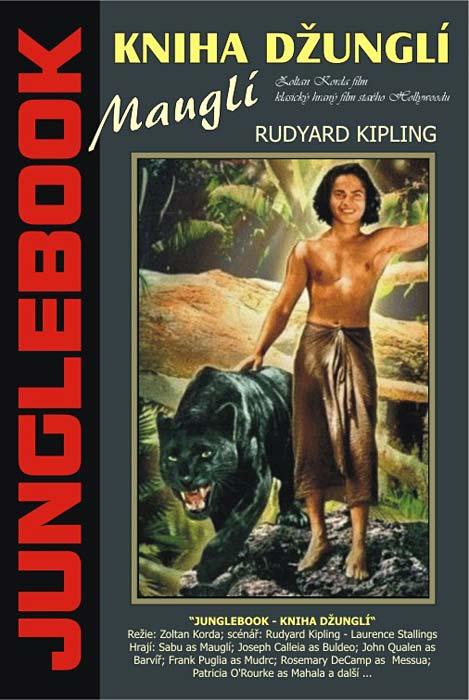 Kniha džunglí Mauglí - DVD