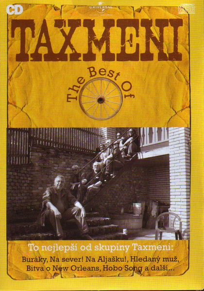 Taxmeni : The Best Of - CD