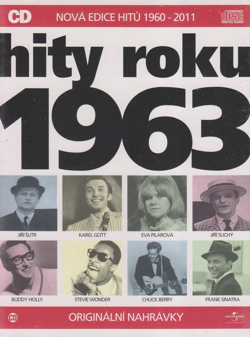 Hity roku 1963 - CD