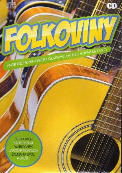 Folkoviny - CD