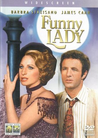 Funny Lady ( Originální znění s CZ titulky ) - Plast DVD